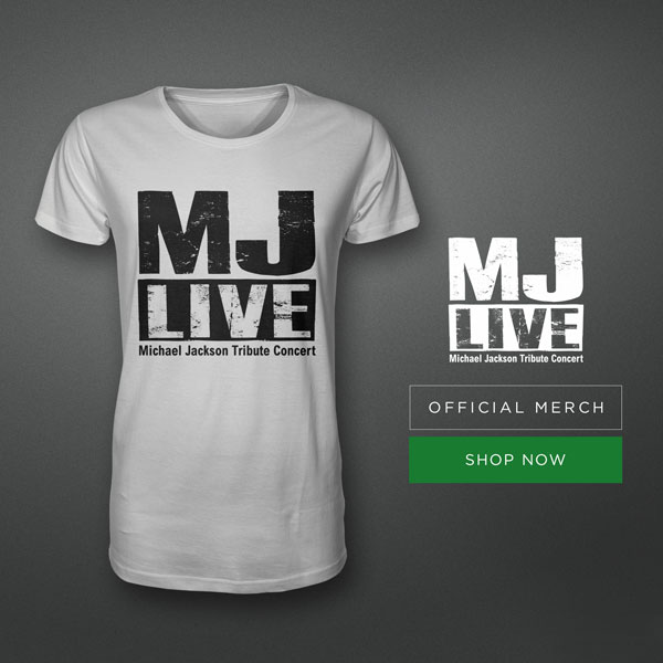 MJ Live Merch
